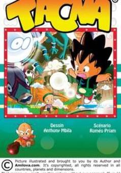 Tacna : manga cover