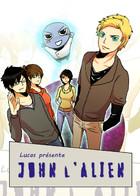 John l'Alien: cover