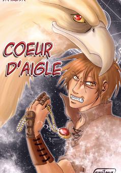 Coeur d'Aigle  : manga portada