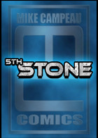 5th Stone: cover