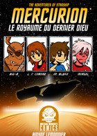 Starship Mercurion: couverture