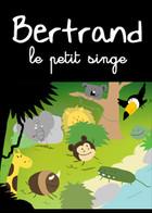 Bertrand le petit singe: couverture