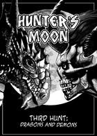 Hunter`s Moon- Third Hunt : Volume 3