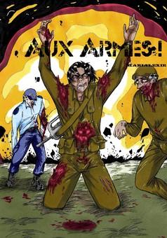 Aux Armes : manga cover