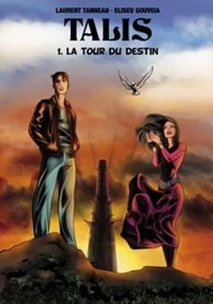 TALIS : comic cover