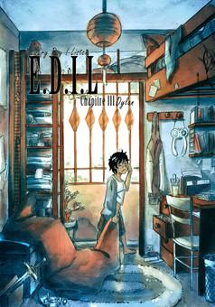 EDIL : manga couverture