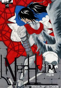 Nephlim : manga couverture