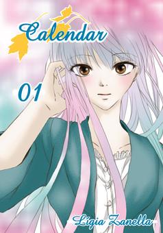 Calendar : manga cover
