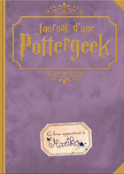 Journal d'une Pottergeek: couverture