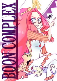 BOON Complex : manga cover