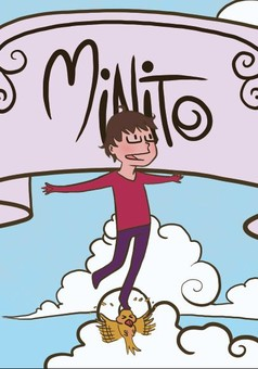 Minito : comic couverture