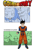 Gohan Story: couverture