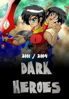 DarkHeroes_2001/03 : manga cover