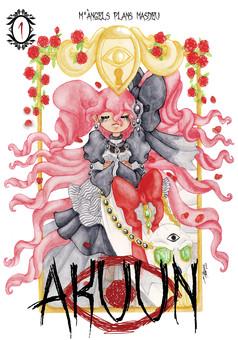 Akuun : manga couverture