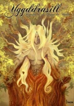 Yggddrasill M.O.M : manga cover