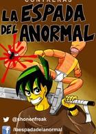 La Espada del Anormal: portada