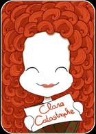 Clara Catastrophe: portada