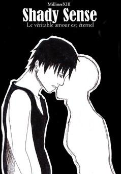 Shady Sense : manga couverture