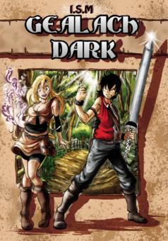 Gealach Dark : manga portada