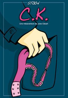 C.K. : comic cover