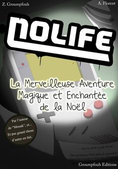 Nolife - 100% Jus de Pomme : manga couverture