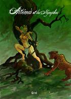 Artémis et les Nymphes: cover