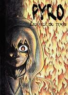 Pyro: Le vent de la trahison: couverture