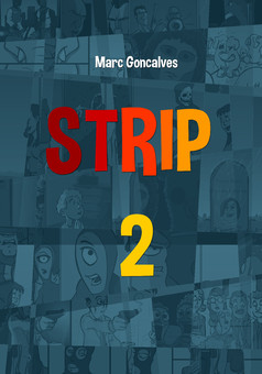 STRIP2 : comic couverture
