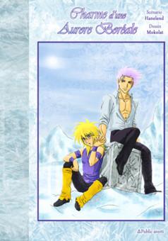 Charme d'une Aurore Boréale  : manga cover