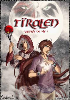Tïralen : manga couverture