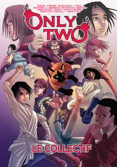 Only Two, le collectif : comic cover